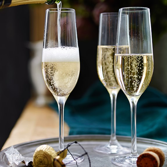 Champagne Flutes PNG