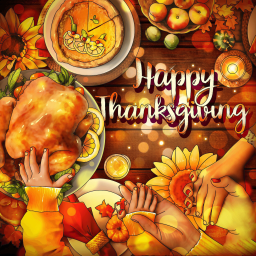 Happy Thanksgiving PNG
