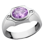 Amethyst Ring PNG